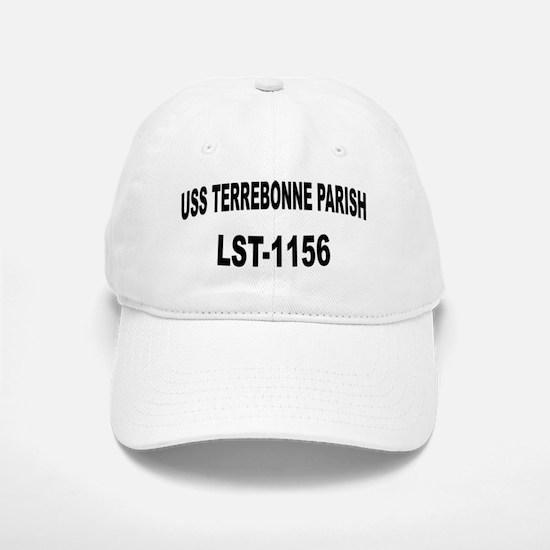 USS TERREBONNE PARISH Baseball Baseball Cap