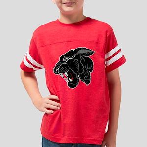 Blk_Fantasy_Big_Cat_0033 Youth Football Shirt