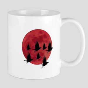 BLOOD MOON Mugs