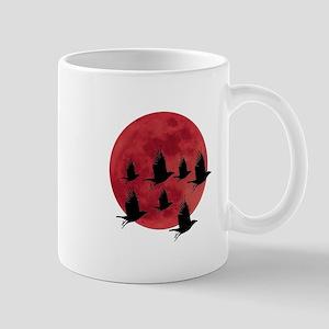 BLOOD MOON Mugs