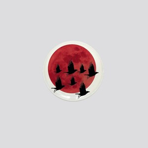 BLOOD MOON Mini Button