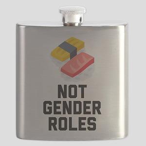 Emoji Sushi Rolls not Gender Roles Flask