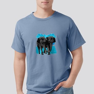 THIS LOVE SHOWS Mens Comfort Colors Shirt