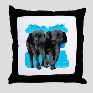 THIS LOVE SHOWS Throw Pillow