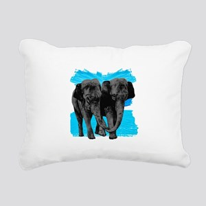 THIS LOVE SHOWS Rectangular Canvas Pillow