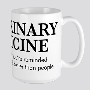 Veterinary Medicine Anima 15 oz Ceramic Large Mug