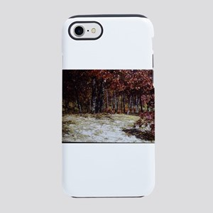 PICT0038groveof birch tree iPhone 7 Tough Case
