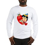 Bee Mine Long Sleeve T-Shirt