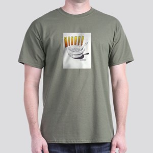 Cereal Bowl Worker t-shirt