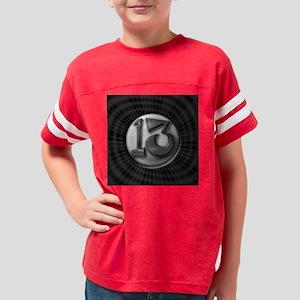 13BW Youth Football Shirt