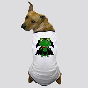 Count Frogula Dog T-Shirt