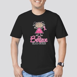 Believe Breast Cancer Cure T-Shirt