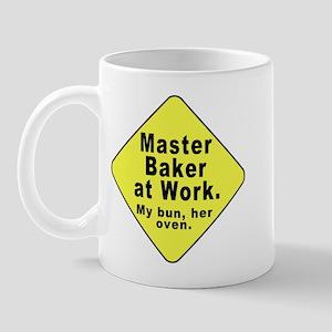 Dad-To-Be:Master Baker! Mug