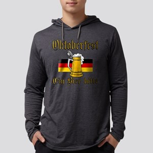 ein beer Mens Hooded Shirt