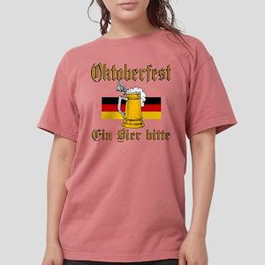 ein beer Womens Comfort Colors Shirt