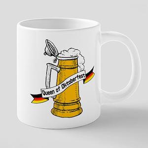 queen of okt Mugs