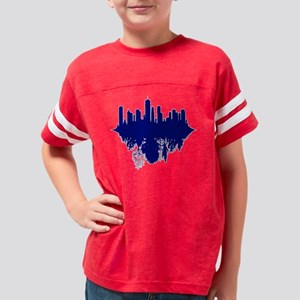 bosttongraphic2 Youth Football Shirt