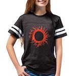 Solar Eclipse Youth Football Shirt