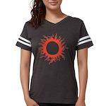 Solar Eclipse Womens Football Shirt