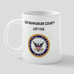 USS WAHKIAKUM COUNTY Mug