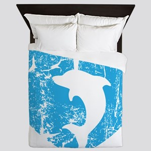 I love dolphins Queen Duvet