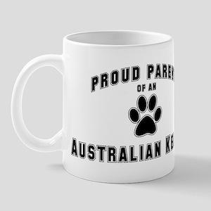 Australian Kelpie: Proud pare Mug