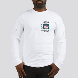 Wacky Richards Long Sleeve T-Shirt
