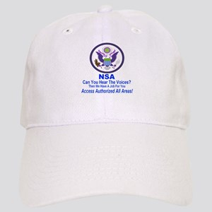 NSA Can You Hear The Voices? Cap