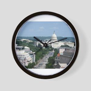 Capitol Building Wall Clock