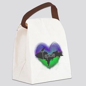 UP Aurora Tapiola Canvas Lunch Bag