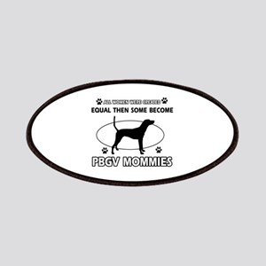 Pbgv mommy designs Patches