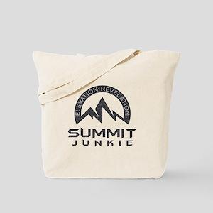 Summit Junkie Tote Bag