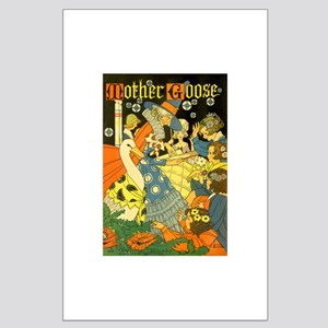 Vintage Mother Goose Posters