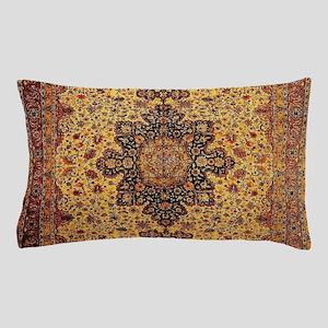 Persian Carpet Oriental Rug Pattern Pillow Case