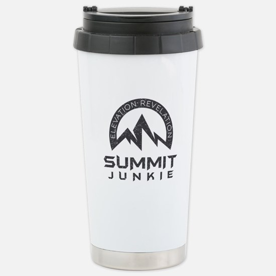 Summit Junkie Travel Mug