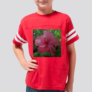 10x10_pink Youth Football Shirt