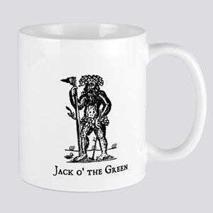 JackO' the Green Mug