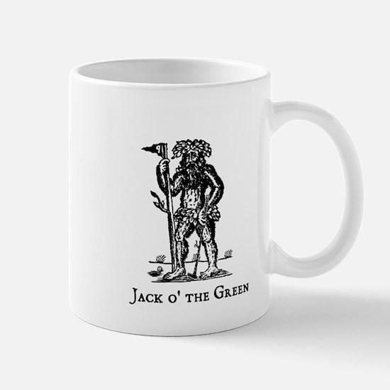 JackO' the Green Mug