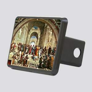 Raphael - School of Athens Rectangular Hitch Cover