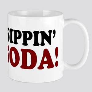 SIPPIN SODA! Mugs