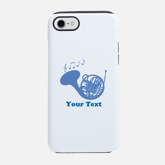 French Horn Customized iPhone 7 Tough Case