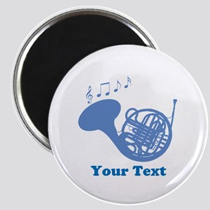 French Horn Customized Magnet