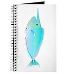 Whitemargin Unicornfish Journal