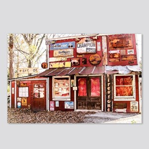 The Old Country Store Postcards (Package of 8)