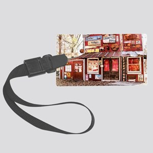 The Old Country Store Large Luggage Tag