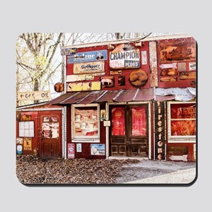 The Old Country Store Mousepad
