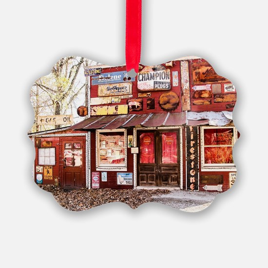 The Old Country Store Ornament
