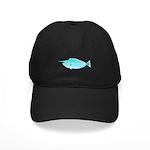 Whitemargin Unicornfish c Baseball Hat