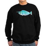 Whitemargin Unicornfish c Sweatshirt