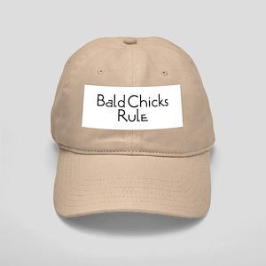 Bald Chicks Rule Cap